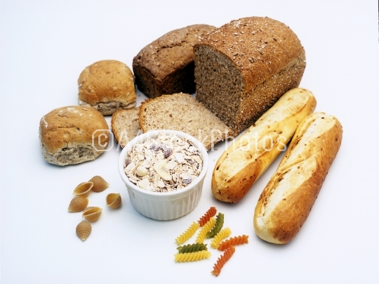 Bread and cereals